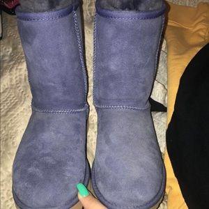 Purple uggs